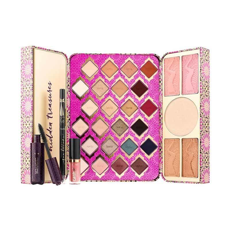 Tarte Treasure Box Collector Palette Limited Edition Set Make Up