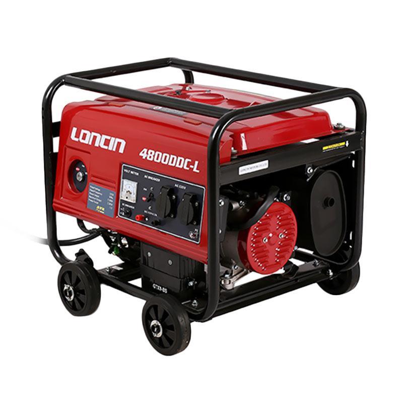 harga LONCIN LC 4800 DDC-L Genset Generator Set [2800 Watt] Blibli.com