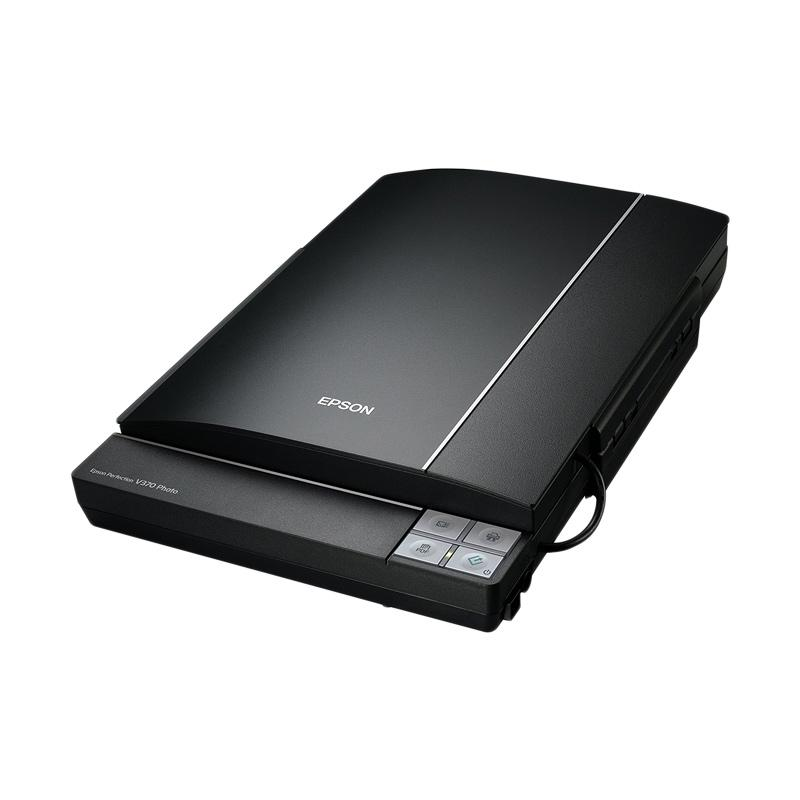 harga Epson Perfection V370 Photo Scanner Blibli.com