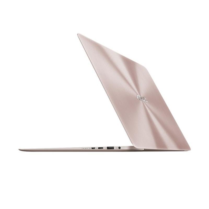 Asus ZenBook UX330C Notebook - Rose Gold [M3-7Y30/4GB/128GB SSD/13.3