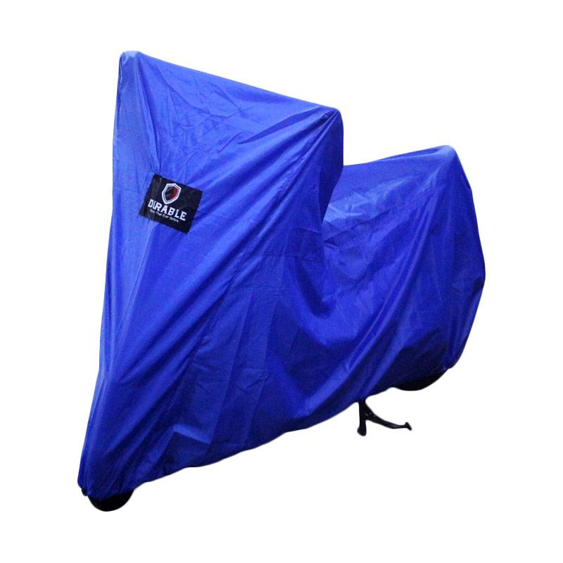 DURABLE Fashion Motor Cover for Yamaha Fino - Blue