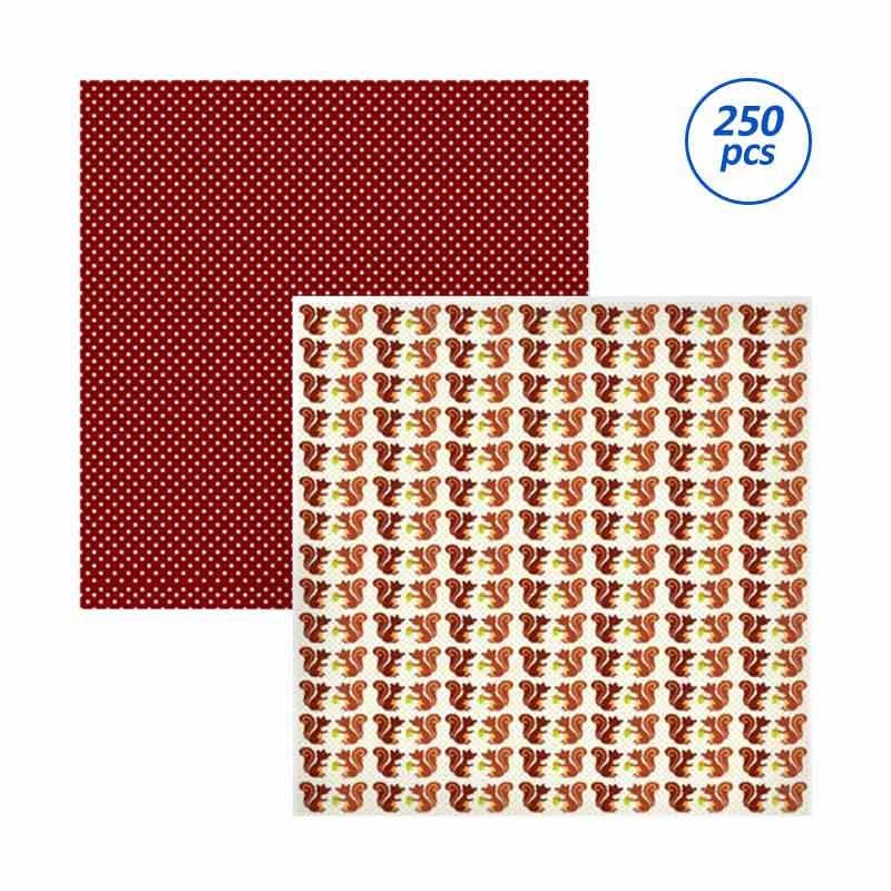 SP208 Scrapbooking Paper Sun Orange Kertas Sampul [25 Sheets/Bungkus/ 10 Bungkus/Package]