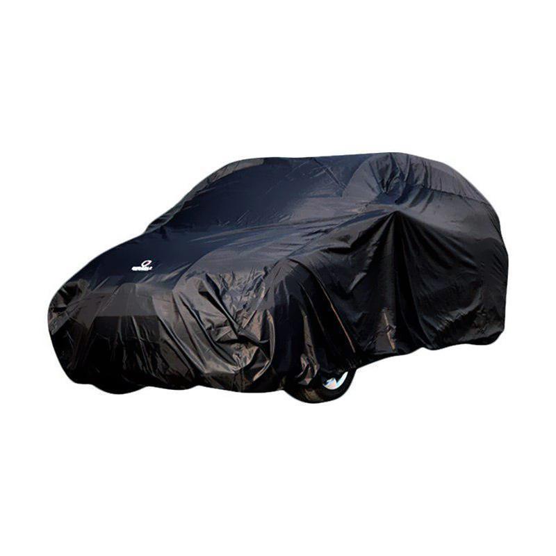 DURABLE Premium Cover Body Mobil for Nissan Navara Double Cabin - Black
