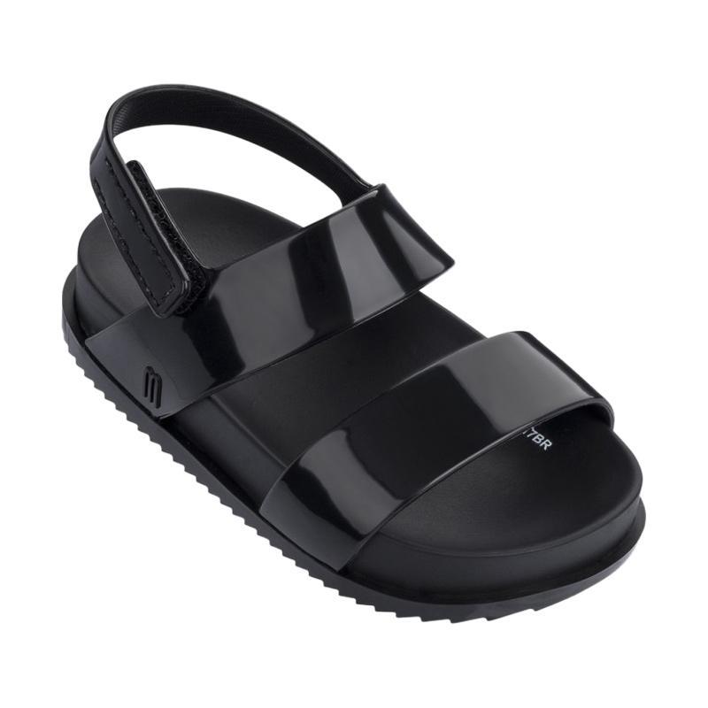 Mini Melissa Cosmic Sandal Bayi - Black