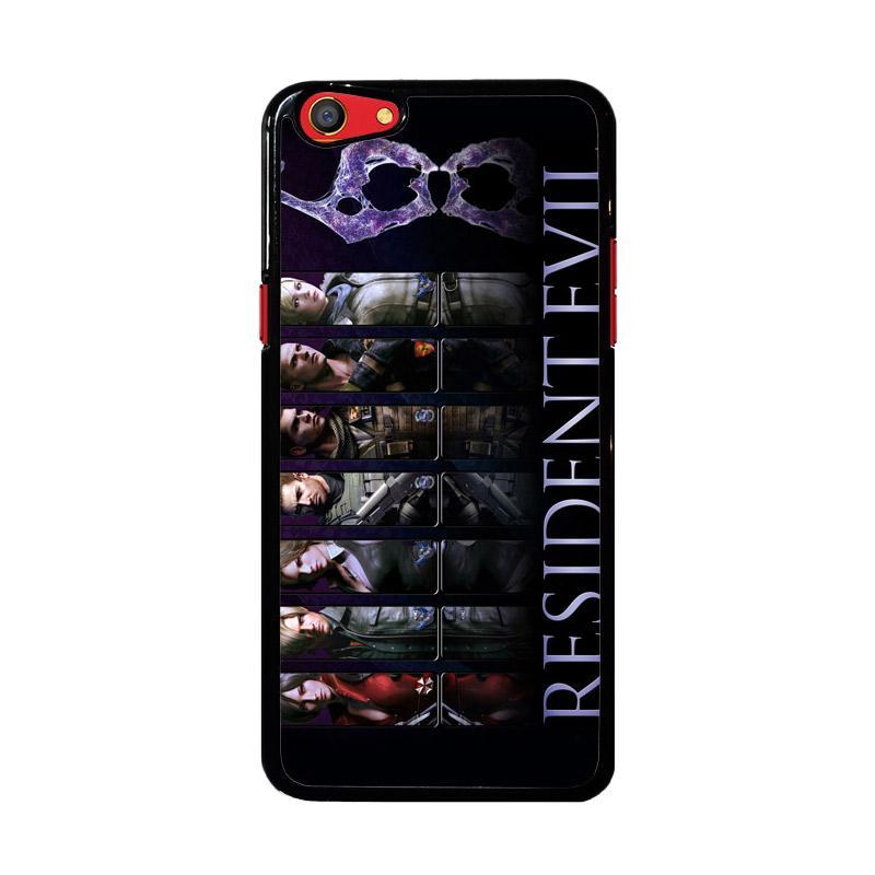 Flazzstore Resident Evil 6 Z0332 Custom Casing for OPPO F3