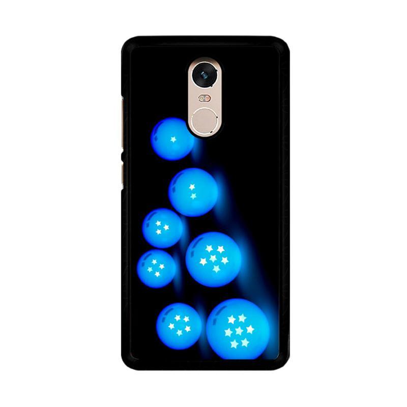 Flazzstore Dragon Ball Z Z0169 Custom Casing for Xiaomi Redmi Note 4 or Note 4X Snapdragon Mediatek