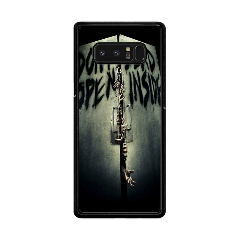 Flazzstore Open Dead Inside Zombie Z0146 Custom Casing for Samsung Galaxy Note 8