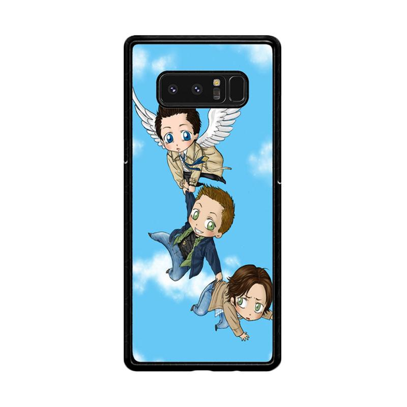 Flazzstore Supernatural Art Z0268 Custom Casing for Samsung Galaxy Note8
