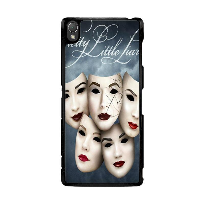 Flazzstore Pretty Little Liars Poster Z1038 Custom Casing for Sony Xperia Z3