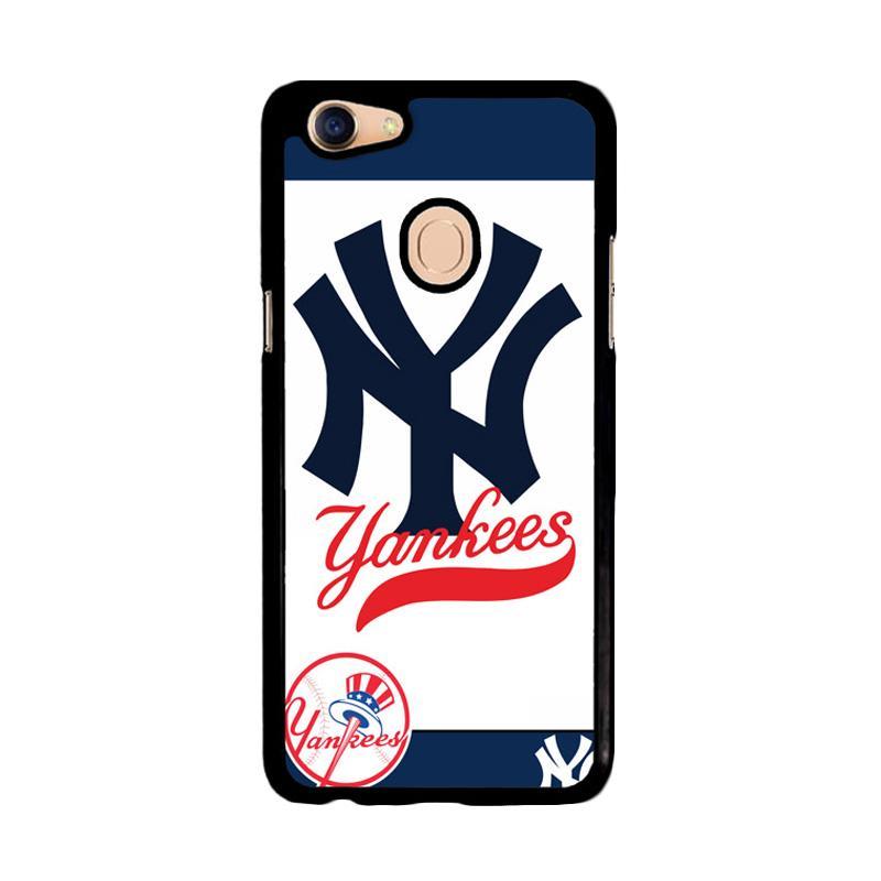 Flazzstore Yankees Baseball Z3285 Costum Casing for Oppo F5