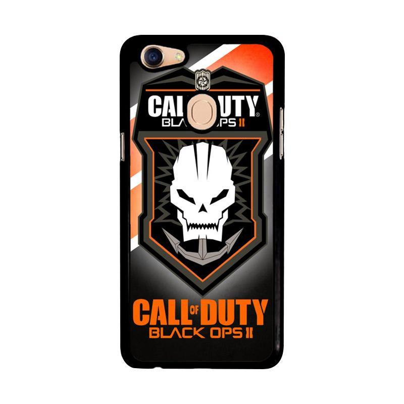 Flazzstore Call Of Duty Black Ops 2 Logo Z3308 Custom Casing for Oppo F5
