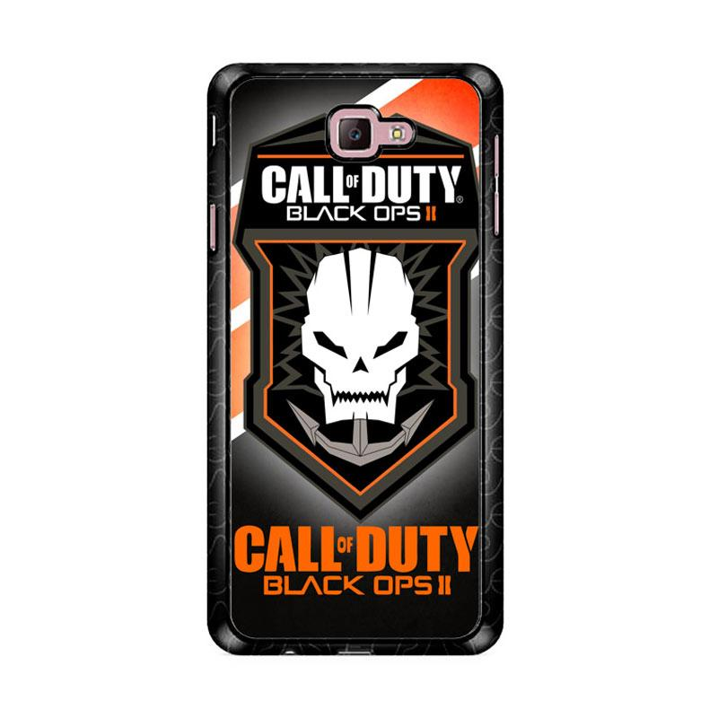 Flazzstore Call Of Duty Black Ops 2 Logo Z3308 Custom Casing for Samsung Galaxy J7 Prime
