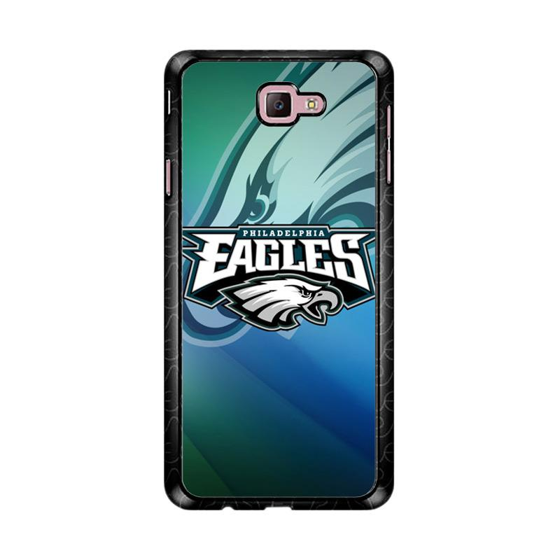 Flazzstore Philadelphia Eagles Z3357 Custom Casing for Samsung Galaxy J7 Prime