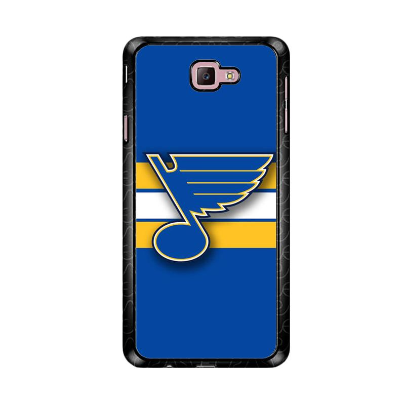 Flazzstore St Louis Blues Logo Z4137 Custom Casing for Samsung Galaxy J7 Prime