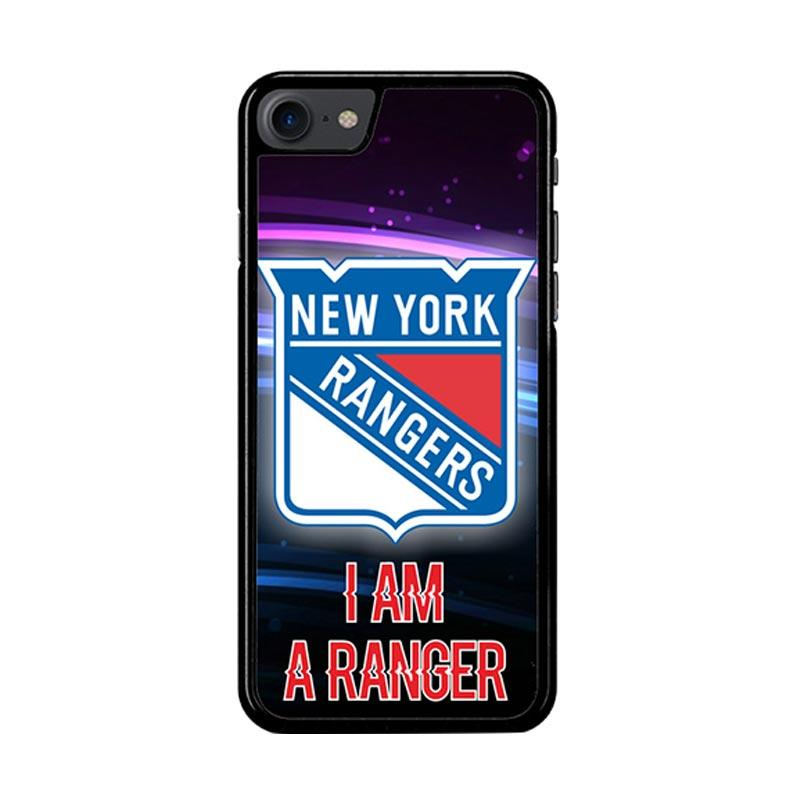 Flazzstore New York Rangers Z3319 Custom Casing for iPhone 7 or 8