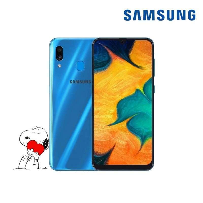 Samsung Galaxy A30 - A305 - 4GB/64GB - GARANSI RESMI SEIN