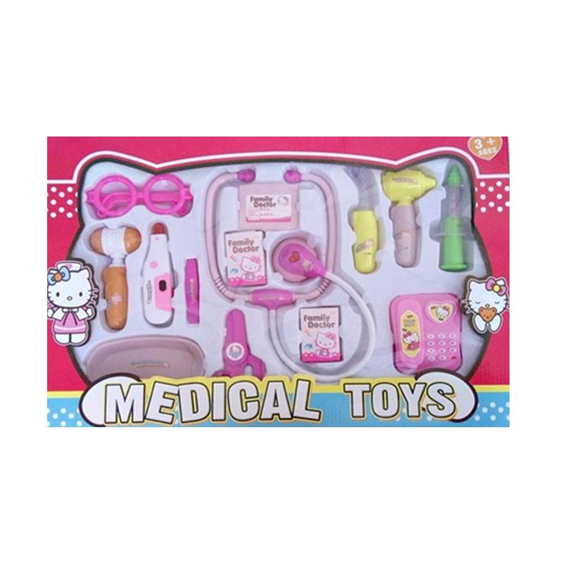 OEM Medical Toys Hello Kitty Mainan Anak