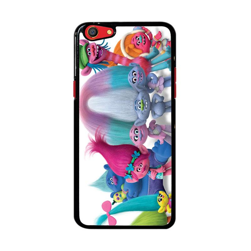 Flazzstore Trolls Movie Z3955 Custom Casing for Oppo F3