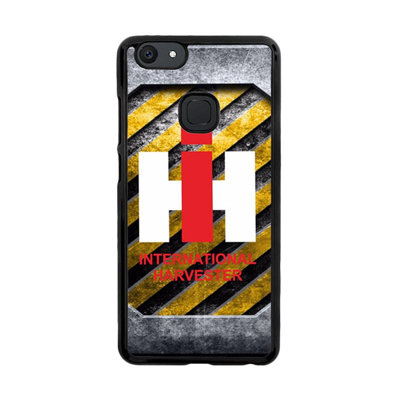 Flazzstore Harvesters Ih Tractor Logo Z3869 Custom Casing for Vivo V7 Plus