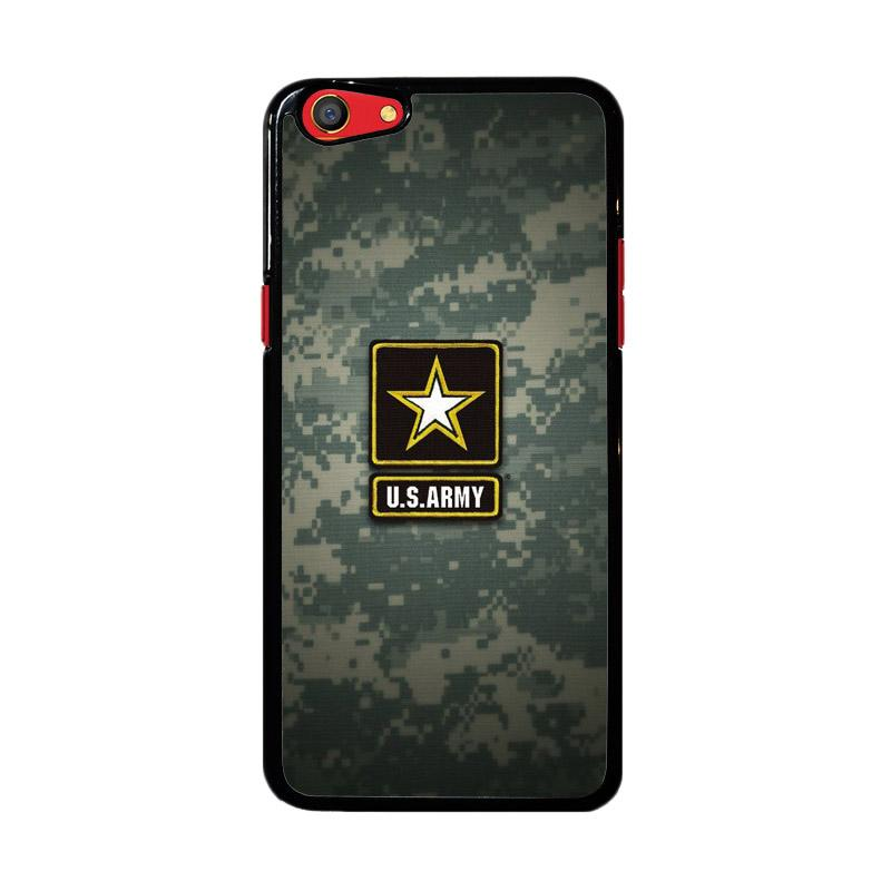 Flazzstore Us Army Z4176 Custom Casing for Oppo F3