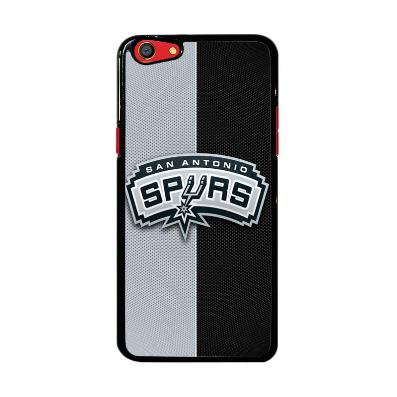 Flazzstore San Antonio Spurs Z4805 Custom Casing for Oppo F3
