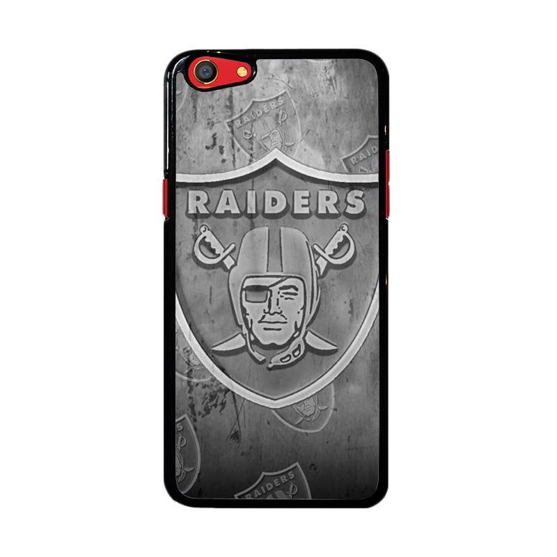 Flazzstore Oakland Raiders Z4855 Custom Casing for Oppo F3
