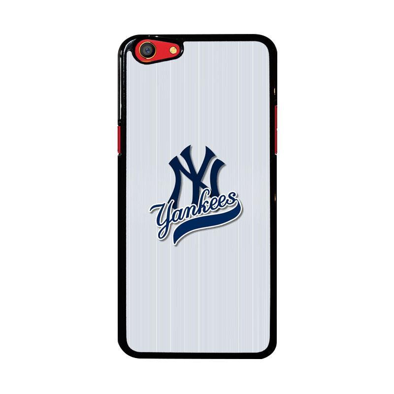 Flazzstore New York Yankees Logo Z4795 Custom Casing for Oppo F3