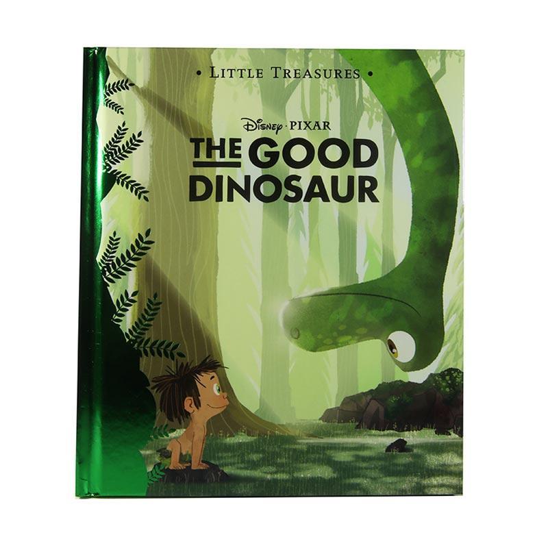 Parragon Books Little Treasures The Good Dinosaur by Disney Pixar Buku Edukasi Anak