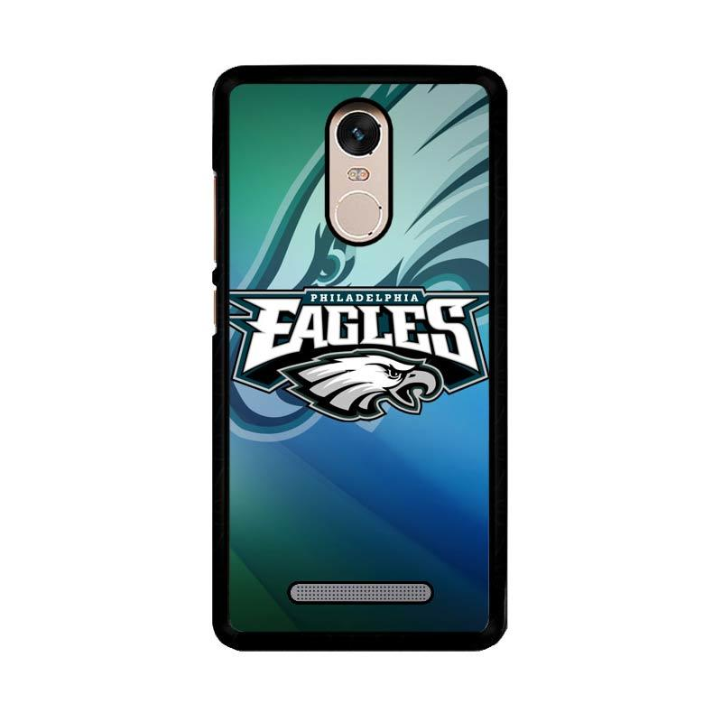 Flazzstore Philadelphia Eagles Z3357 Custom Casing for Xiaomi Redmi Note 3 or Note 3 Pro
