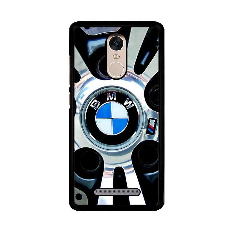 Flazzstore BMW M Logo Z4004 Custom Casing for Xiaomi Redmi Note 3 or Note 3 Pro