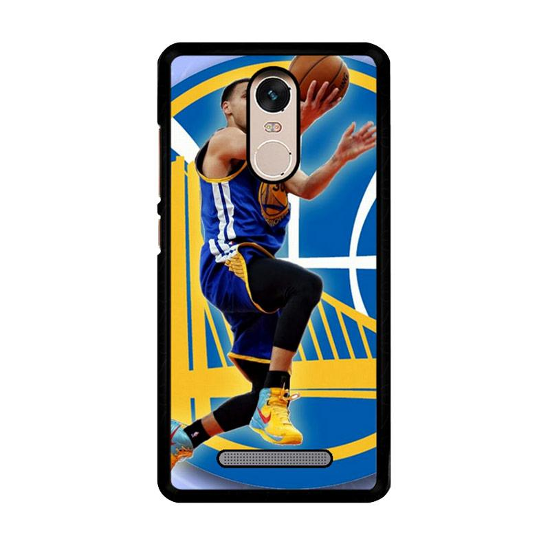 Flazzstore Stephen Curry Z4049 Custom Casing for Xiaomi Redmi Note 3 or Note 3 Pro