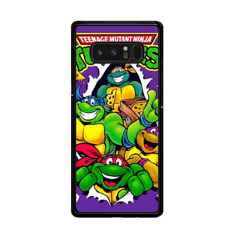 Flazzstore Teenage Mutant Ninja Turtles Z1636 Custom Casing for Samsung Galaxy Note 8
