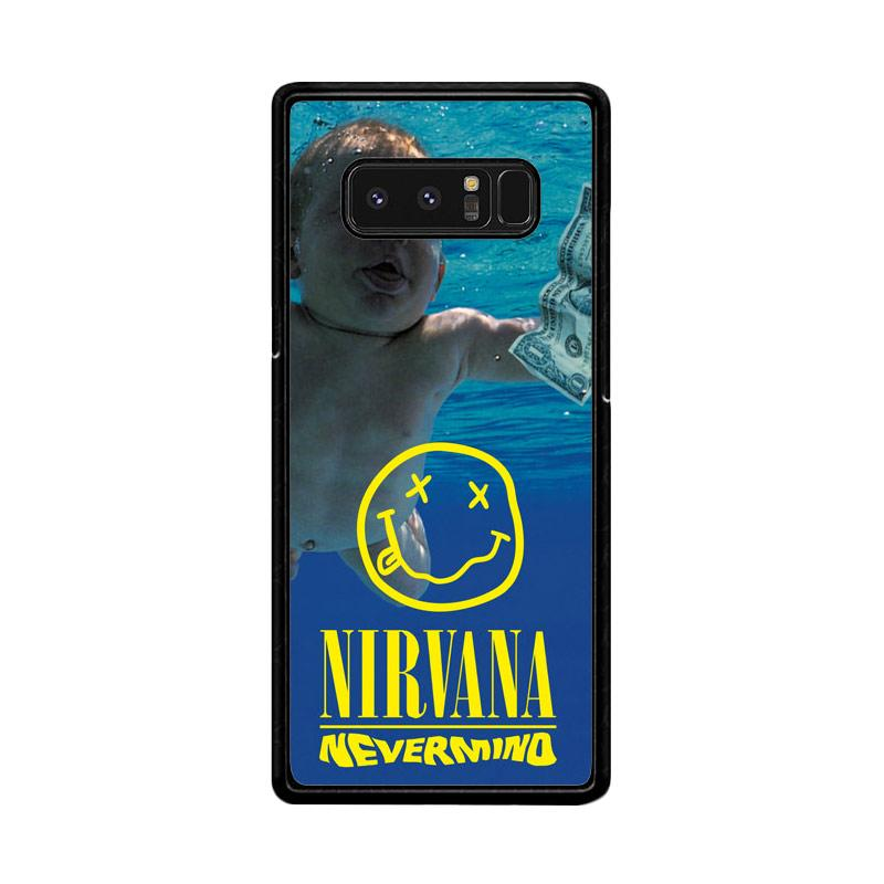Flazzstore Nirvana Nevermind Z2861 Custom Casing for Samsung Galaxy Note8