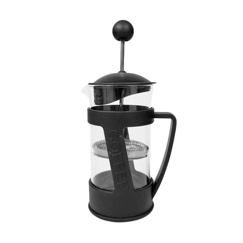 French Press FP002 Coffee & Tea Plunger [350 mL]
