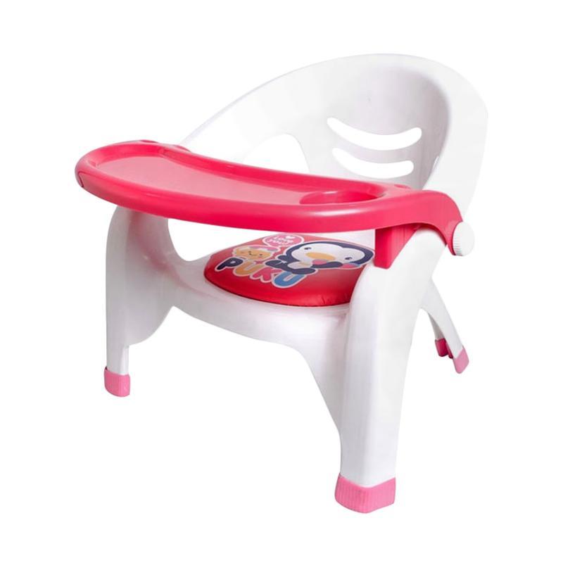 Puku 30312 Baby Plastic Arm Chair Kursi Makan Bayi