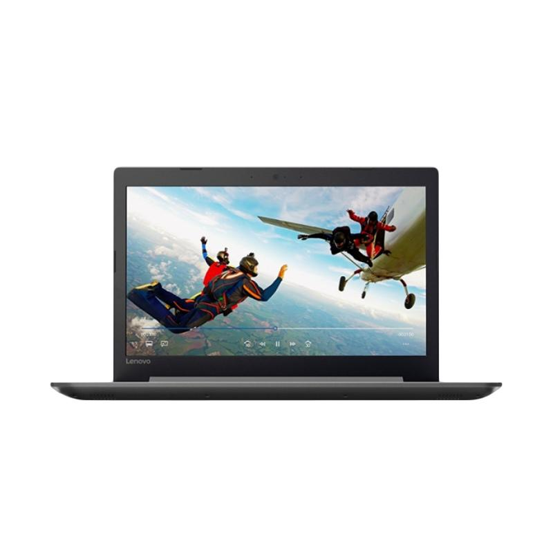 harga Lenovo IdeaPad 320-14AST Laptop - Black [A4-9120/RAM 4GB/HDD 500GB/14 Inch/Win 10] Blibli.com