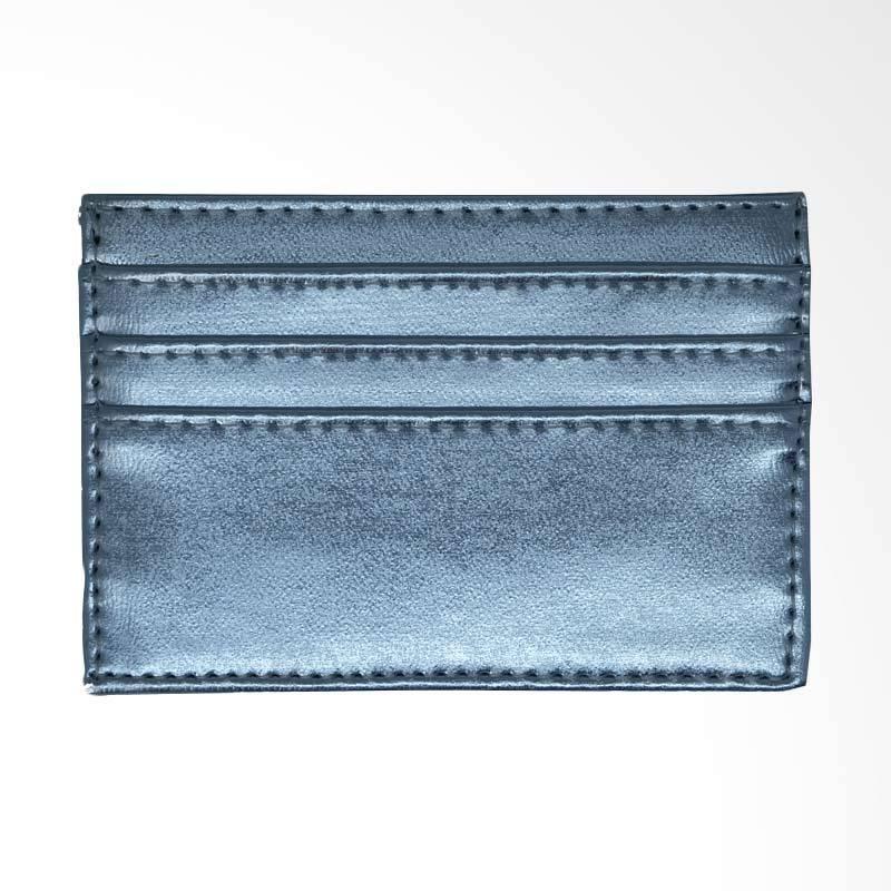 Garuda Souvenir Mini Card Holder - Silver