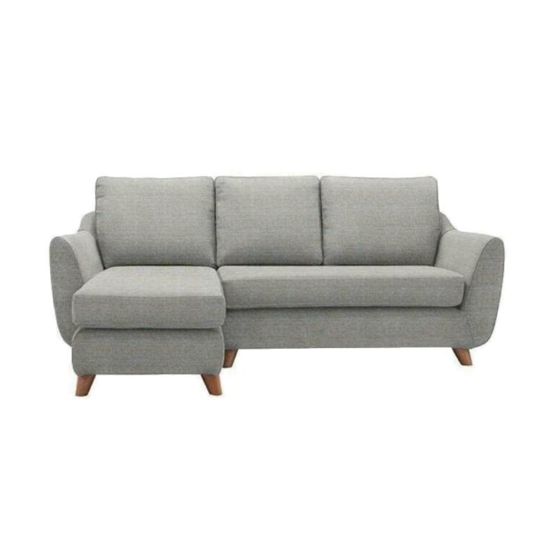 Dekorey SD Scandinavian L Shape Sofa