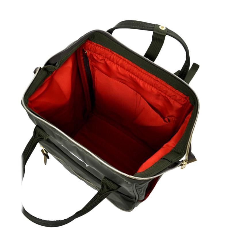 Jual Anello Backpack Rucksack Mini Size AT-B1492 High Density Nylon - Khaki  Online - Harga   Kualitas Terjamin  d414b08e72
