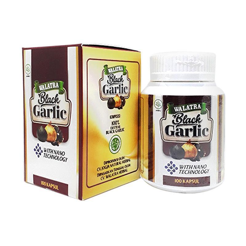 Walatra Black Garlic Suplemen
