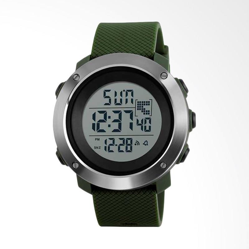 Skmei TopMoko222 Jam Tangan Digital Pria - [DG1268 & DG1267]