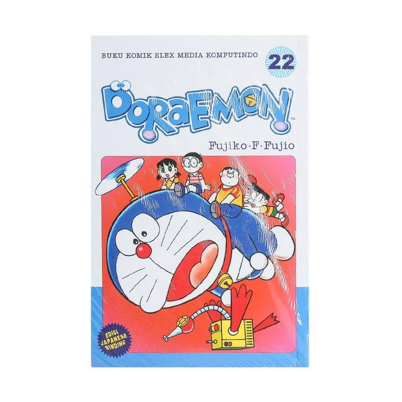 Elex Media Komputindo Doraemon 22 200008700 by Fujiko F. Fujio Buku Komik