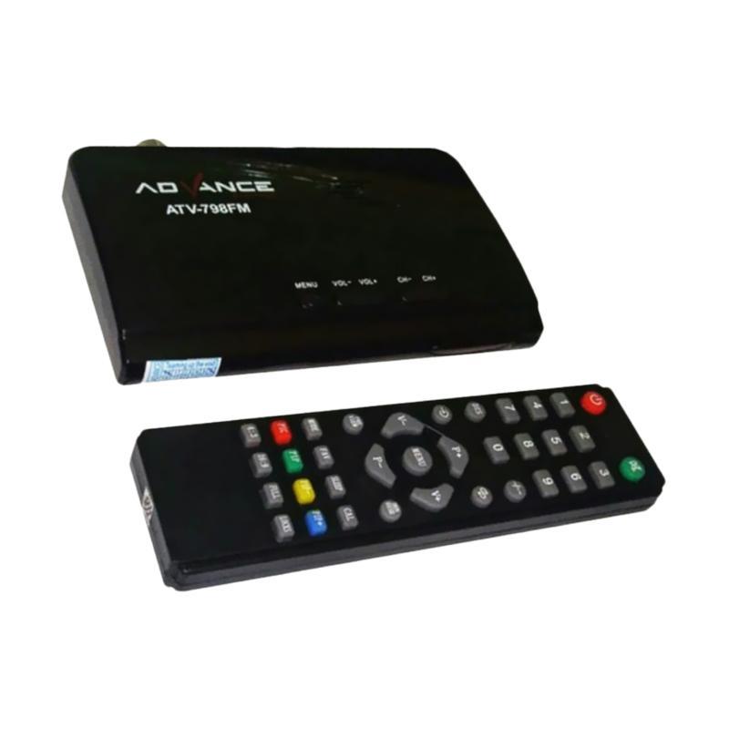 harga TV Tunner Advance ATV 798FM - TV Tuner For Monitor LCD - LED Blibli.com