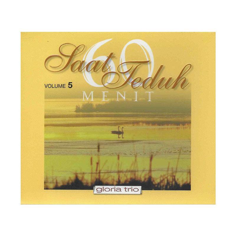 harga Maranatha Records CDM-680D 60 Menit Saat Teduh Vol. 5 CD Rohani Blibli.com