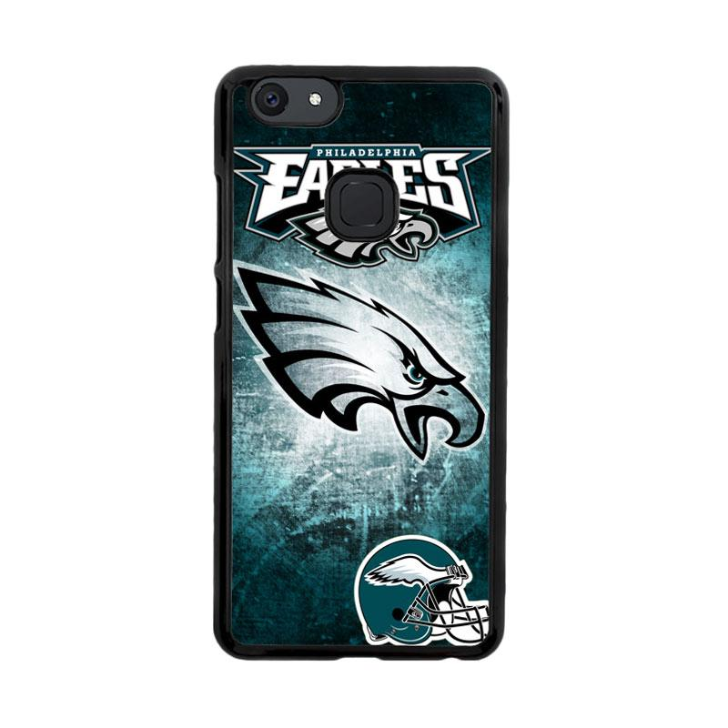 Flazzstore Philadelphia Eagles Logo Z3017 Custom Casing for Vivo V7