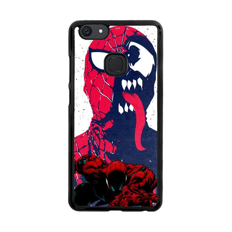 Flazzstore Spiderman Marvel Superhero Z3326 Custom Casing for Vivo V7