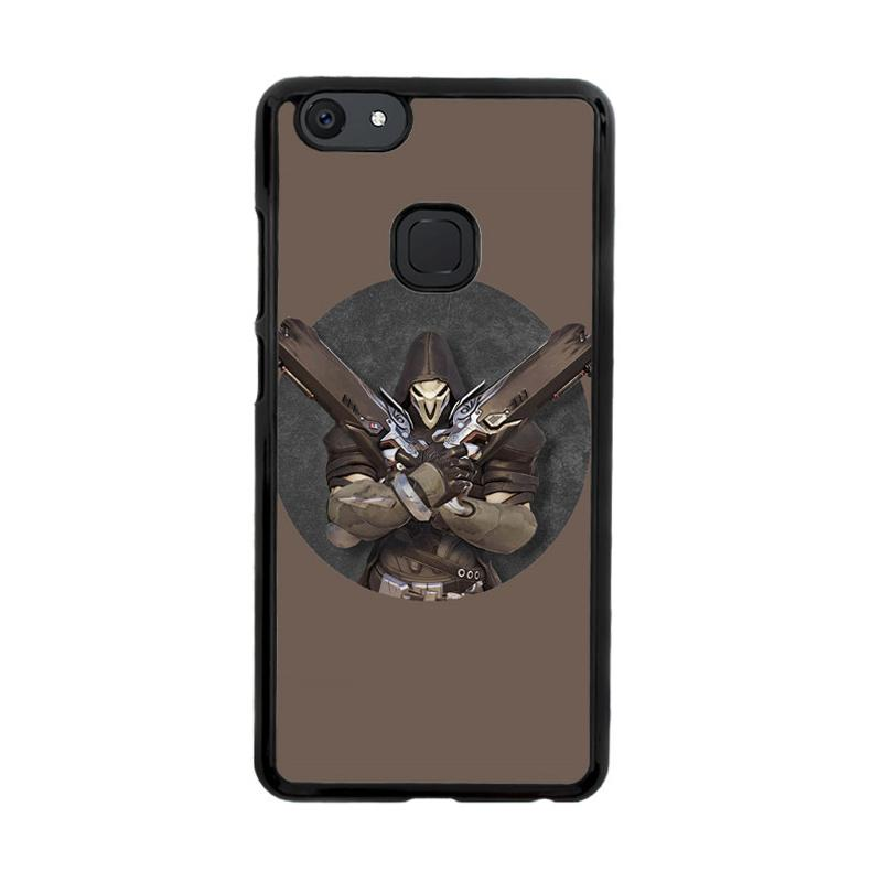 Flazzstore Reaper Overwatch O0324 Custom Casing for Vivo V7