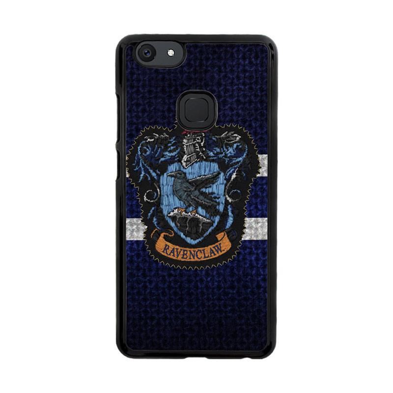 Flazzstore Harry Potter Knit Ravenclaw Wall Crest Logo F0185 Custom Casing for Vivo V7