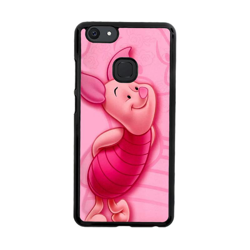Flazzstore The Piglet Pink Winnie Pooh Z0653 Custom Casing for Vivo V7