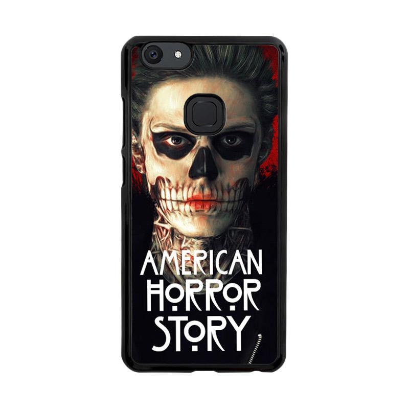 Flazzstore American Horror Story Face F0864 Custom Casing for Vivo V7